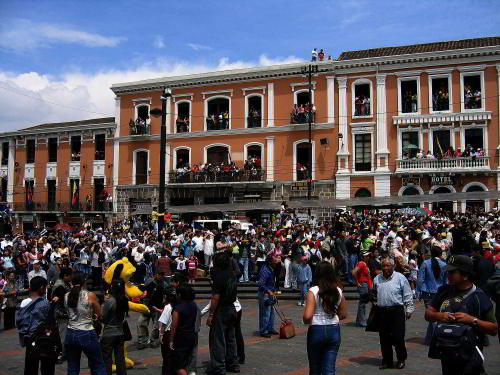 TOP 10 GEHEIMTIPPS QUITO, ECUADOR: Plaza Santo Domingo