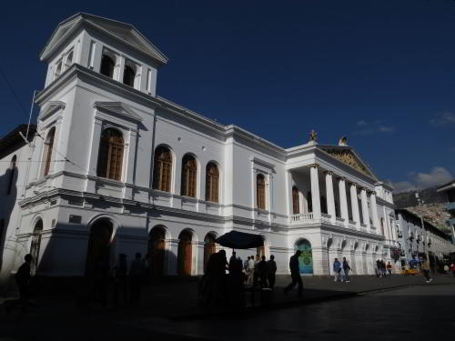 TOP 10 GEHEIMTIPPS QUITO, ECUADOR: Nationaltheater, Quito, Ecuador