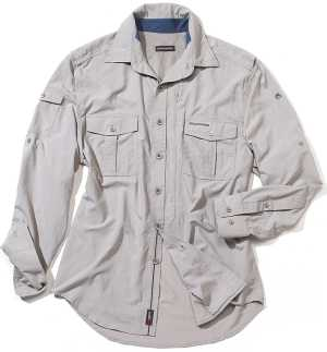 Outdoors shirt